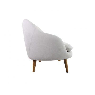 Sofa vải chân gỗ sồi tự nhiên furnisrt orinoco