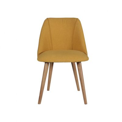 ghế bọc vải holly