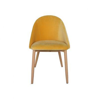ghế bọc vải uros