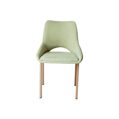 ghế bọc vải crescent