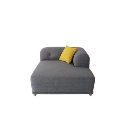 sofa góc bọc vải furnist mako